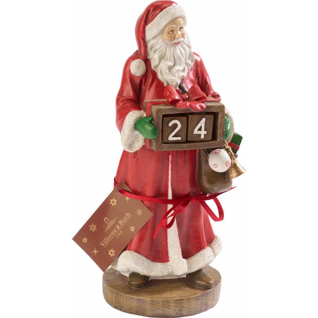 Kalendarz Mikołaj Christmas Toys 2019 23cm (uszkodzony)