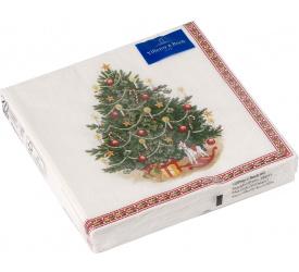 Serwetki papierowe Winter Specials 25cm choinka
