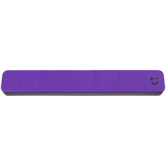 Listwa magnetyczna 30cm fioletowa