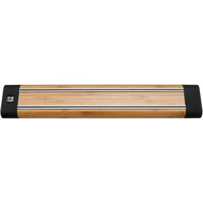 Listwa magnetyczna 36cm bambusowa