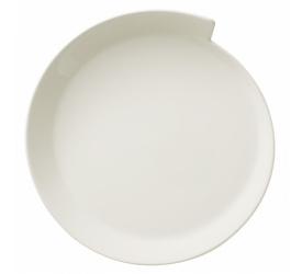 Talerz NewWave 25cm obiadowy okrągły