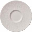 Spodek Manufacture Rock blanc 17cm do filiżanki do kawy