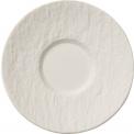 Spodek Manufacture Rock blanc 12cm do filiżanki do espresso