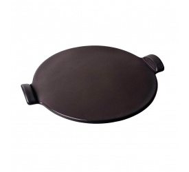 Kamień do pizzy 36,5cm czarny