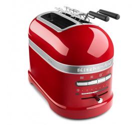 Toster 2 Artisan czerwony karmelek