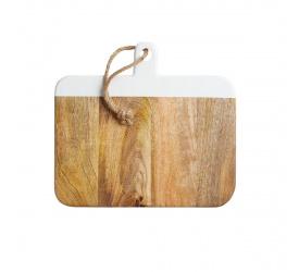 Deska MasterClass drewniana 38x35cm