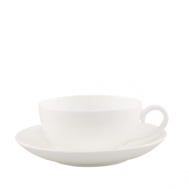 Filiżanka ze spodkiem Royal 230ml do herbaty