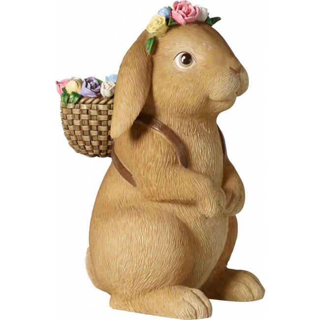 Świecznik Bunny Tales 19cm