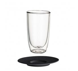 Szklanka ze spodkiem Artesano Hot Beverages 450ml do kawy/herbaty