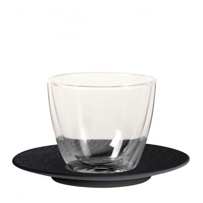 Szklanka ze spodkiem Artesano Hot Beverages 420ml do kawy/herbaty