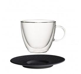 Filiżanka ze spodkiem Artesano Hot Beverages 220ml do kawy/herbaty