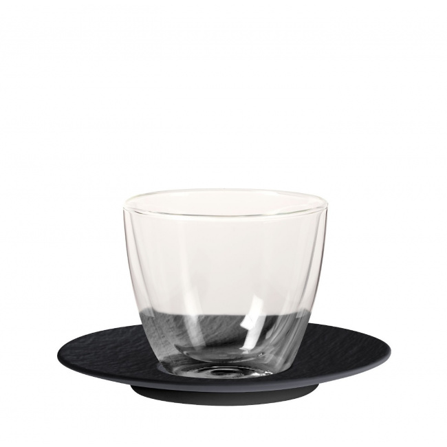 Szklanka ze spodkiem Artesano Hot Beverages 220ml do kawy/herbaty
