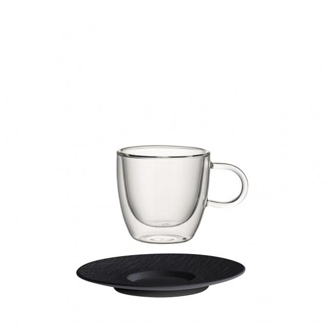 Filiżanka ze spodkiem Artesano Hot Beverages 110ml do espresso
