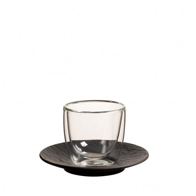 Szklanka ze spodkiem Artesano Hot Beverages 110ml do espresso