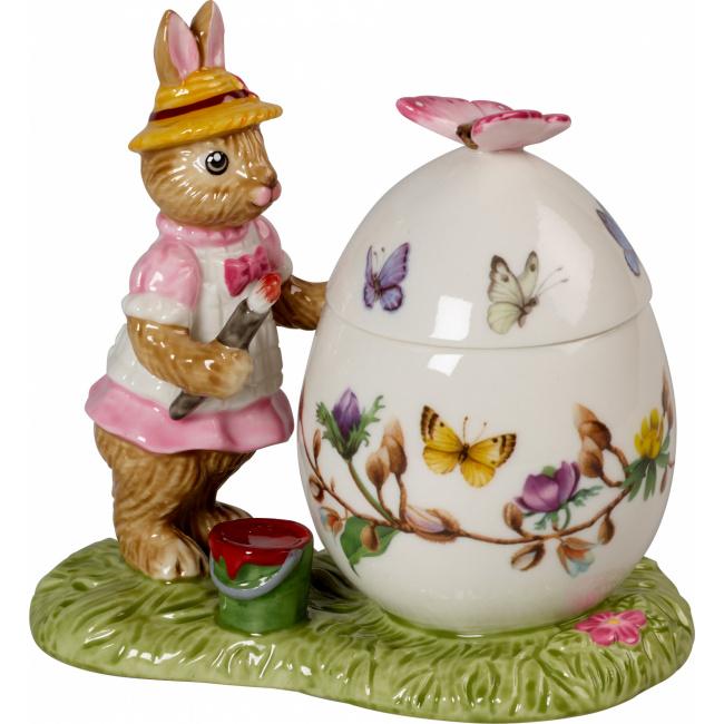 Pudełko - pisanka Bunny Tales 11cm Anna