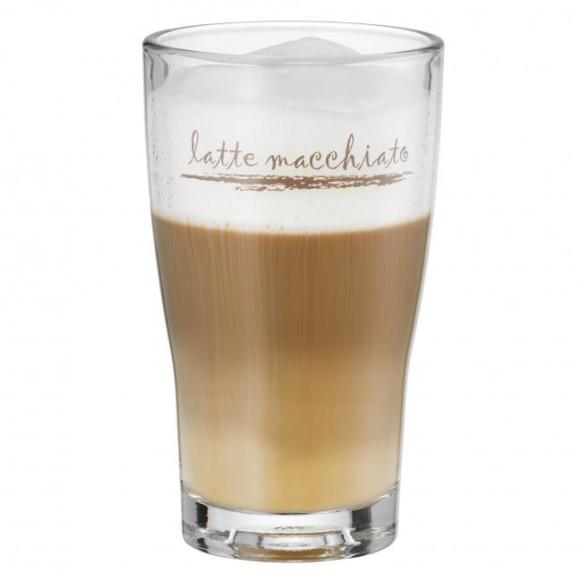 Szklanka 200ml do Latte Macchiato