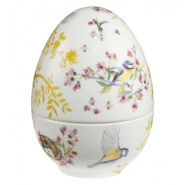 Pudełko jajko 15,5cm