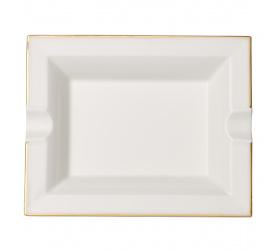 Popielnica Anmut Gold 17x12cm