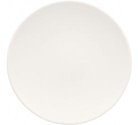 Talerz MetroChic Blanc 27cm obiadowy