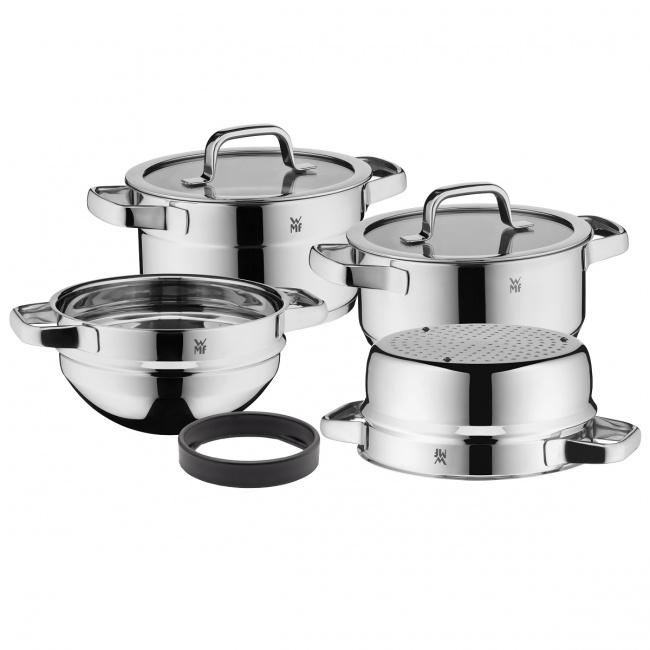 Zestaw garnków Compact Cuisine - 7 elementów