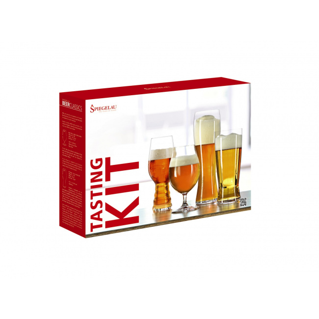 Komplet 4 pokali Classic 600ml do piwa