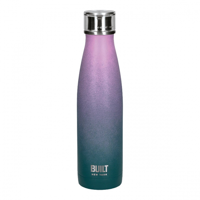 Butelka termiczna 500ml Pink and Blue Ombre