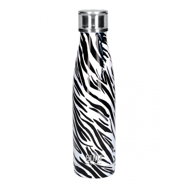 Butelka termiczna 500ml zebra