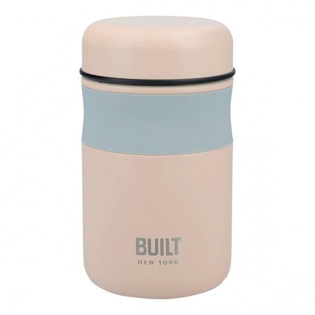 Pojemnik 490ml na żywność powder pink