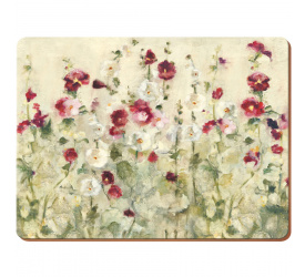Komplet 4 podkładek Wild Field Poppies 40x29cm