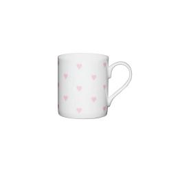 Kubek Pink Hearts 250ml