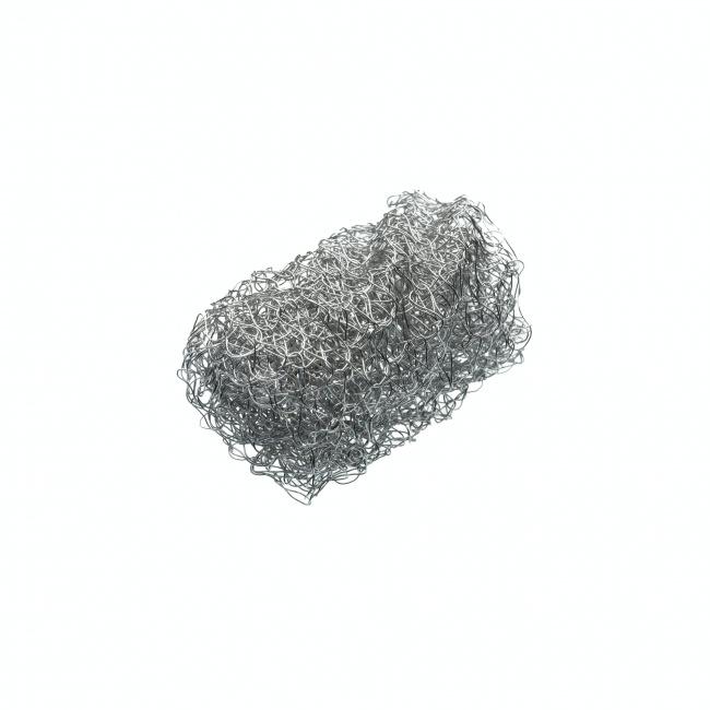 Druciak przeciw osadzaniu kamienia w czajnikach