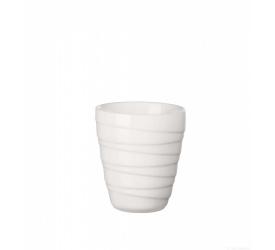 Kubek termiczny thermo mug 200ml biały