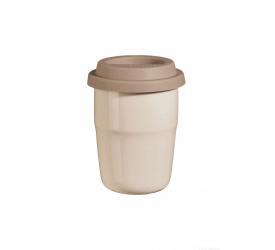 Kubek termiczny cup&go 200ml beżowy