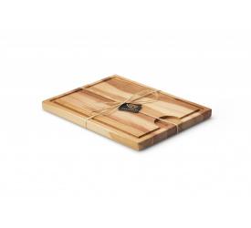 Deska z drewna bukowego 37x29x2,4cm