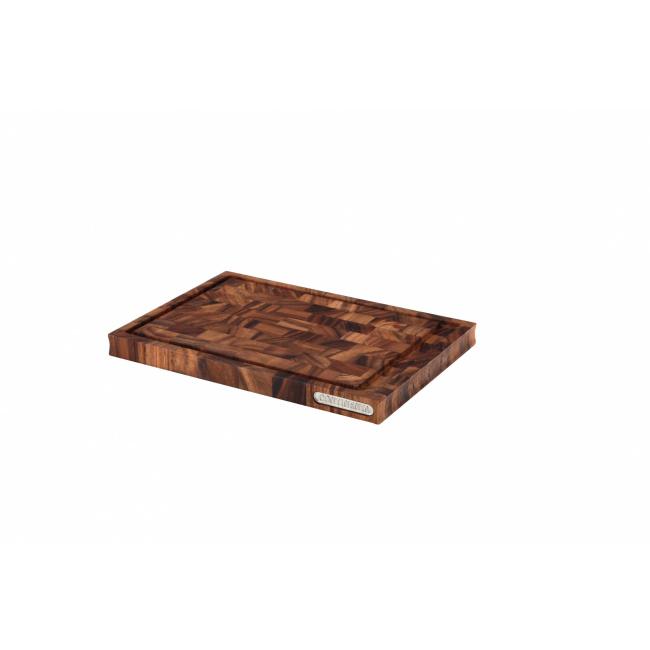 Deska akacjowa 36,5x25x2,8cm