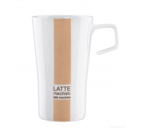 Kubek Caffe Al Bar 450ml Latte