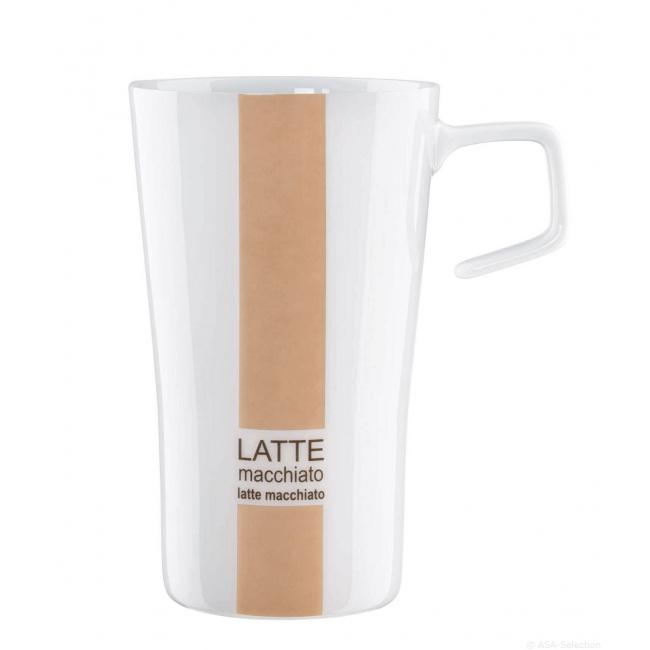 Kubek Caffe Al Bar 450ml Latte