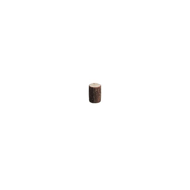 Stojak sosnowy na wizytówkę 4,5x7cm
