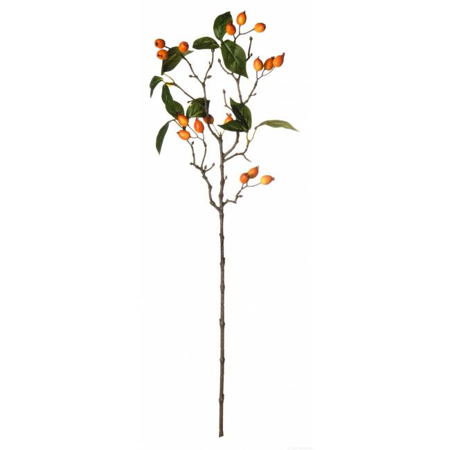 Gałązka jagoda 66cm