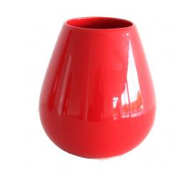 Wazon 18x9cm czerwony