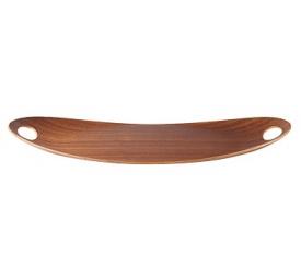 Deska 55x35cm mahoniowa