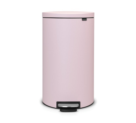 Kosz na odpady FlatBack 30L różowy