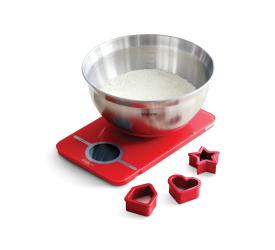 Waga kuchenna Essential 5kg +Misa 1,6l