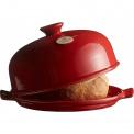 Naczynie z kloszem do pieczenia chleba