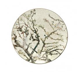 Misa Almond Tree Silver 34,5cm