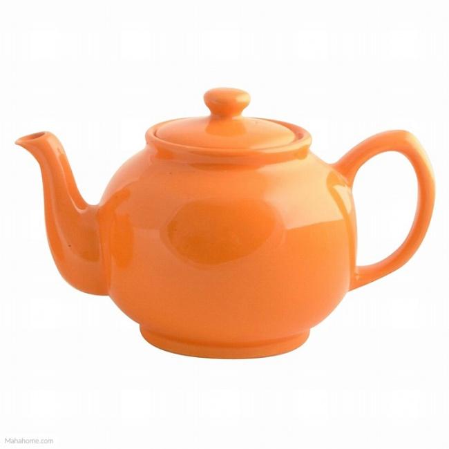Czajnik 1,1l pomarańczowy