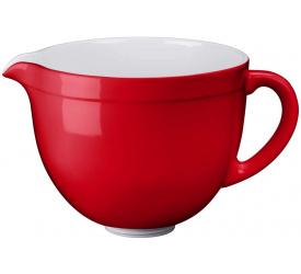 Dzieża 4,8l ceramiczna czerwona