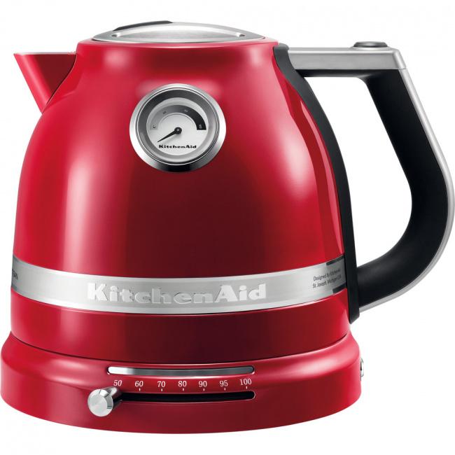 Czajnik elektryczny Artisan 1,5l czerwony