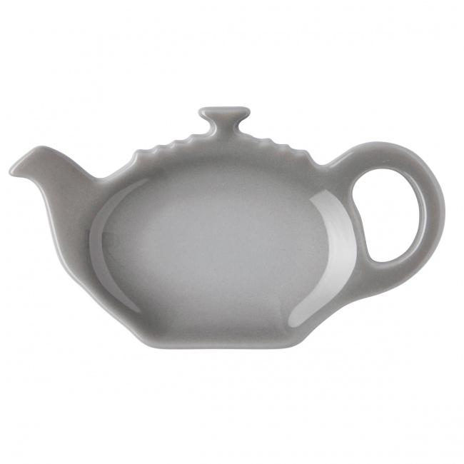 Talerzyk na torebkę herbacianą szary