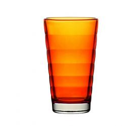 Szklanka Wave 300ml pomarańczowa